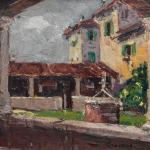 Piero Giovecchi 23×17 Olio