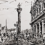 Piero Giovecchi 50×70 China