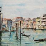 Piero Giovecchi 67×47 Olio