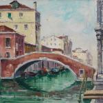Piero Giovecchi 49×39 Olio