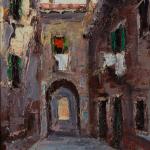 Piero Giovecchi 30×40 Olio