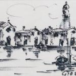 Piero Giovecchi 20×11,5 China