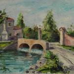 Piero Giovecchi 39×29 Olio