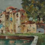 Piero Giovecchi 30×18 Olio