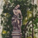 Piero Giovecchi 19×27 Olio